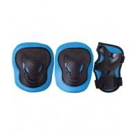 Защита для роликов детская Ridex Robin синий