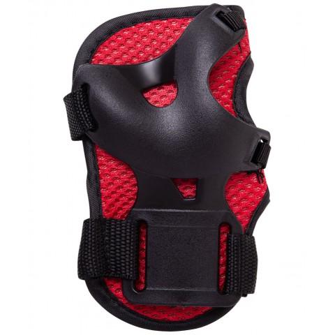 Защита для роликов детская Ridex Robin красный